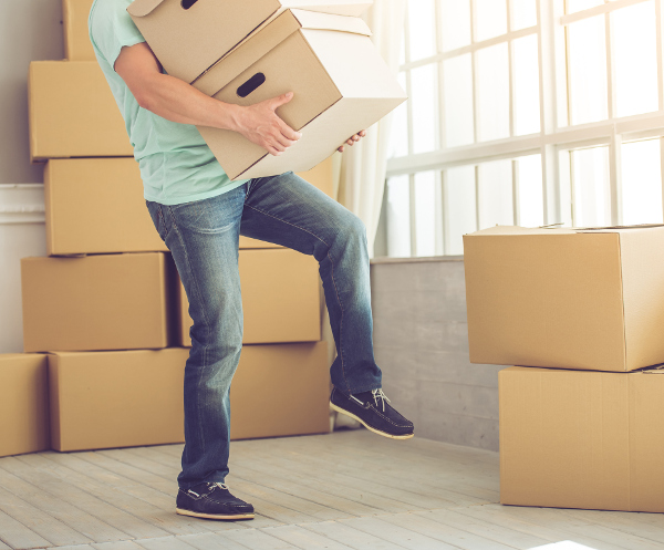 Moving Solo: The Right Moving Services Will Get You There