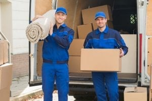 professional moving services in order to save a little money