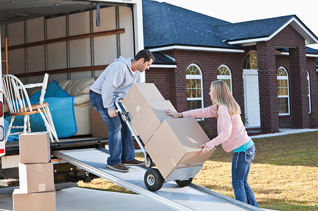 Moving Made Easy with Rental Trucks