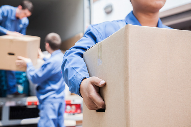 Take the Stress Out of Moving with Professional Movers