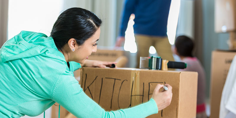 5 of the Best Ways to Label Moving Boxes Correctly